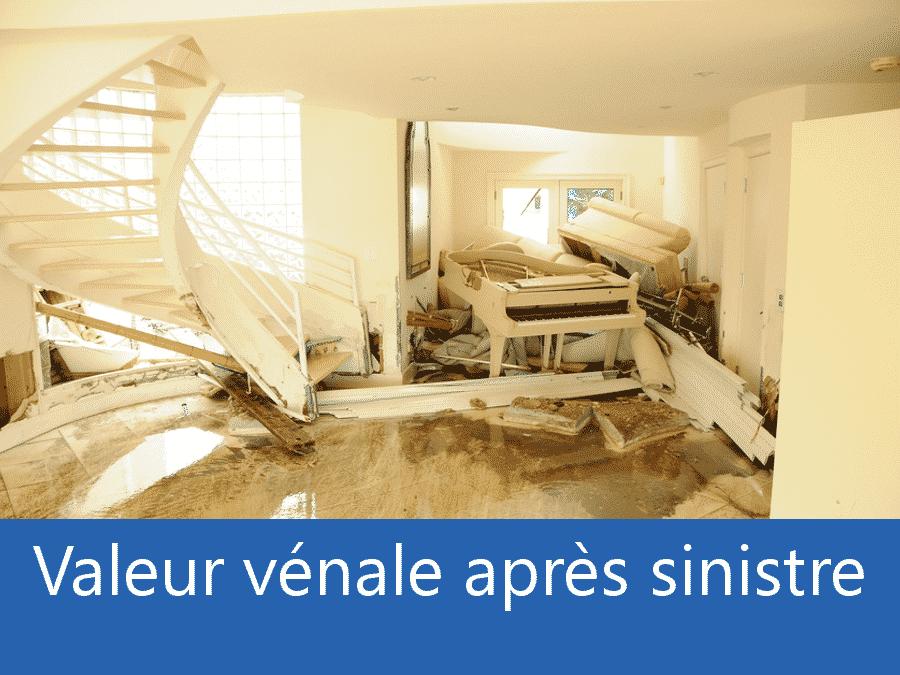 valeur vénale après sinistre Arras, valeur dégâts après sinistre 62, avis valeur sinistre Lens,